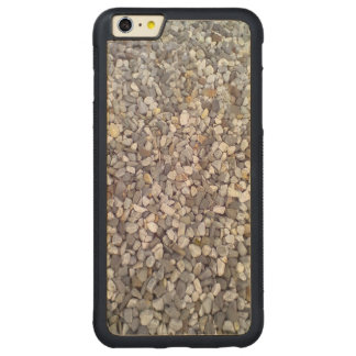 Many small stones carved® maple iPhone 6 plus bumper
