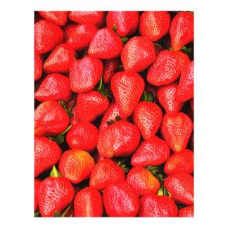 Many Strawberries! Flyer