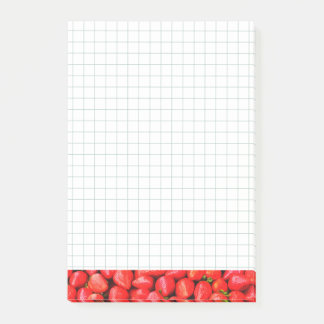 Many Strawberries! Post-it Notes