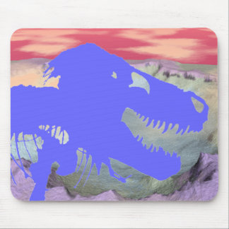 Many Teeth by Rich La Bonté Mouse Pad