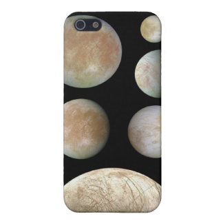 Many views of Europa iphone case iPhone 5/5S Case