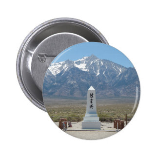Manzanar War Memorial 2 Inch Round Button
