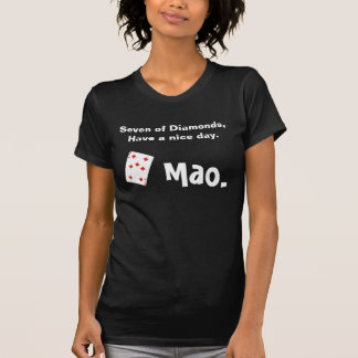 Mao Female T-Shirt