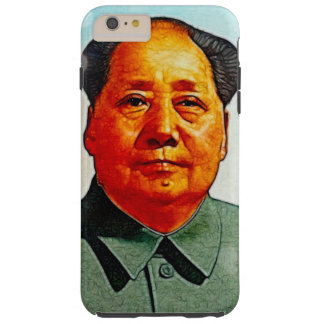 mao_Modifié4 Tough iPhone 6 Plus Case