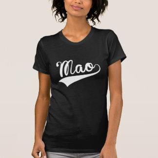 Mao, Retro, T-shirt