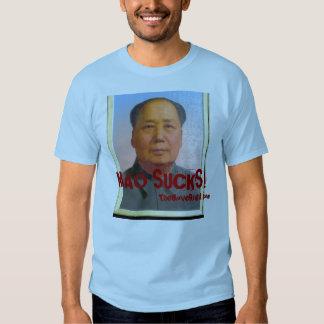 MAO SUCKS T-Shirt
