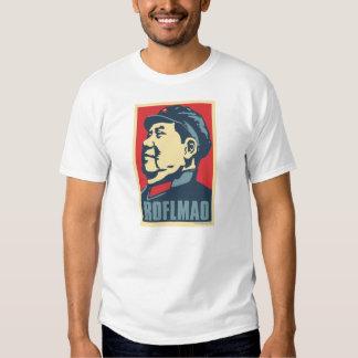 Mao Tse-Tung - ROFLMAO: OHP T-Shirt