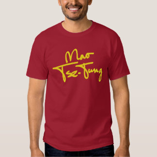 Mao Tse-Tung Shirt