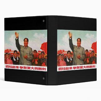 Mao Zedong Binders