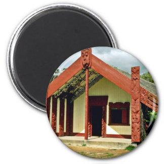 Maori Arts And Crafts Institute, Rotorua Magnet