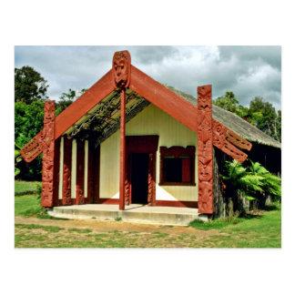 Maori Arts And Crafts Institute, Rotorua Postcard