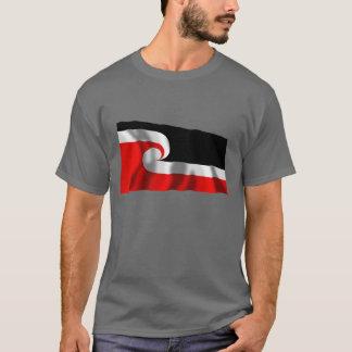 Maori Waving Flag T-Shirt