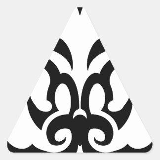 maoritournelle triangle sticker