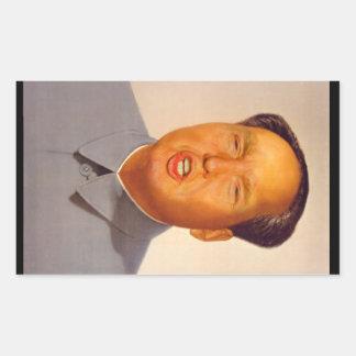 MaoTrump Sticker