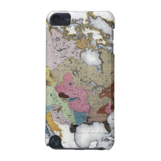 MAP: AMERICAN INDIANS 3 iPod TOUCH (5TH GENERATION) CASE