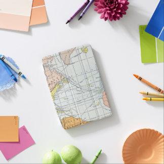 MAP: ATLANTIC VOYAGES iPad MINI COVER