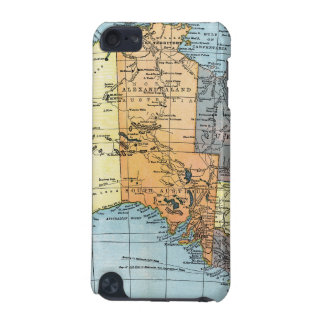 MAP: AUSTRALIA, c1890 iPod Touch 5G Covers
