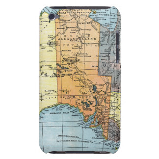 MAP: AUSTRALIA, c1890 iPod Touch Case
