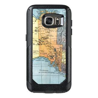 MAP: AUSTRALIA, c1890 OtterBox Samsung Galaxy S7 Case
