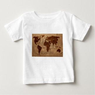 Map Baby T-Shirt