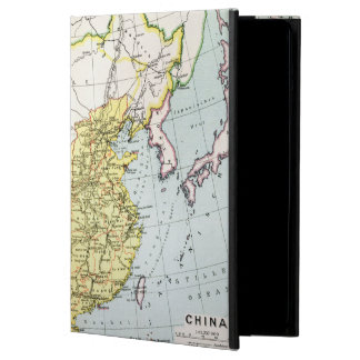 MAP: CHINA, 1910 CASE FOR iPad AIR