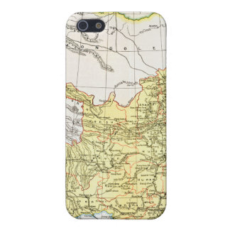 MAP: CHINA, 1910 iPhone 5/5S COVER