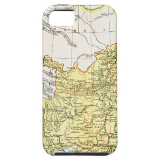 MAP: CHINA, 1910 iPhone 5 COVERS