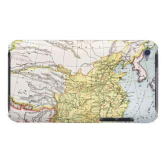 MAP: CHINA, 1910 iPod TOUCH CASES