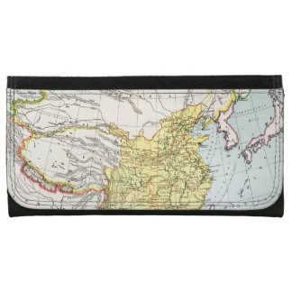 MAP: CHINA, 1910 WALLETS