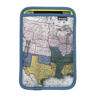 MAP: CIVIL WAR, 1864 iPad MINI SLEEVES