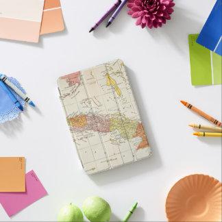 MAP: CUBA, 1900 iPad MINI COVER