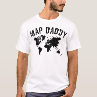 Map Daddy T-Shirt