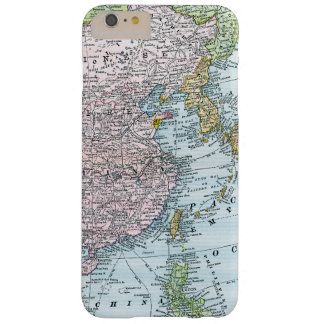 MAP: EAST ASIA, 1907 BARELY THERE iPhone 6 PLUS CASE