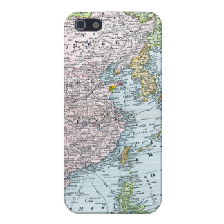 MAP: EAST ASIA, 1907 CASE FOR iPhone 5/5S
