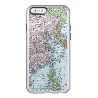 MAP: EAST ASIA, 1907 INCIPIO FEATHER® SHINE iPhone 6 CASE