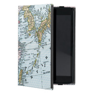 MAP: EAST ASIA, 1907 iPad MINI CASE