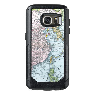 MAP: EAST ASIA, 1907 OtterBox SAMSUNG GALAXY S7 CASE