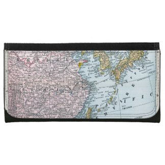 MAP: EAST ASIA, 1907 WALLETS