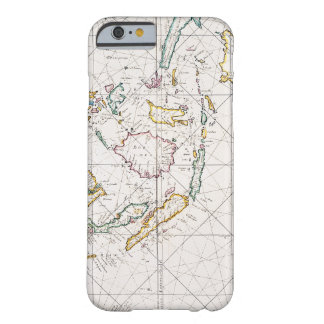 MAP: EAST INDIES, 1670 BARELY THERE iPhone 6 CASE
