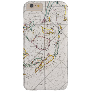 MAP: EAST INDIES, 1670 BARELY THERE iPhone 6 PLUS CASE