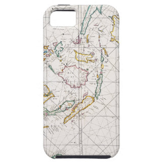 MAP: EAST INDIES, 1670 CASE FOR THE iPhone 5