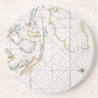MAP: EAST INDIES, 1670 COASTERS