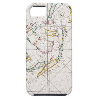 MAP: EAST INDIES, 1670 iPhone 5 COVERS