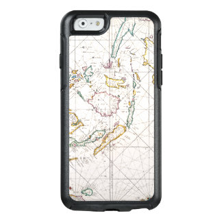 MAP: EAST INDIES, 1670 OtterBox iPhone 6/6S CASE