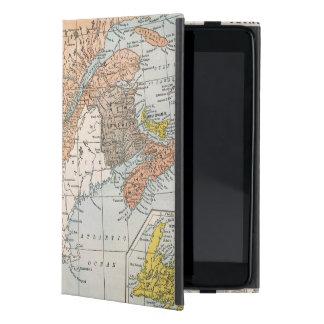 MAP: EASTERN CANADA COVERS FOR iPad MINI
