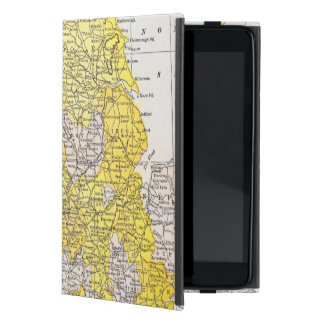 MAP: ENGLAND & WALES CASE FOR iPad MINI