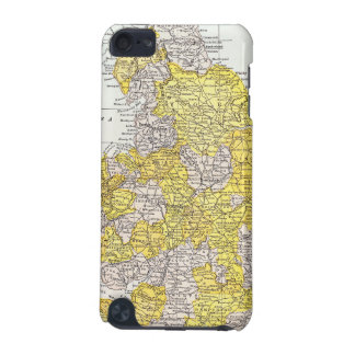 MAP: ENGLAND & WALES iPod TOUCH (5TH GENERATION) CASE