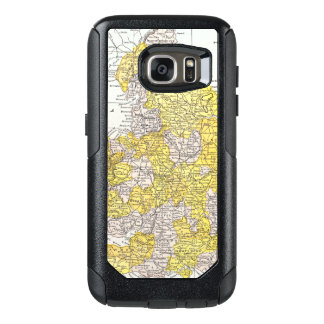 MAP: ENGLAND & WALES OtterBox SAMSUNG GALAXY S7 CASE