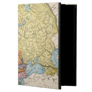 MAP: EUROPE, 1885 COVER FOR iPad AIR