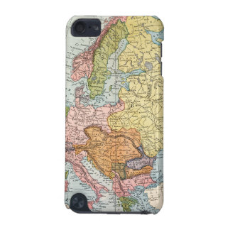 MAP: EUROPE, 1885 iPod TOUCH 5G COVER